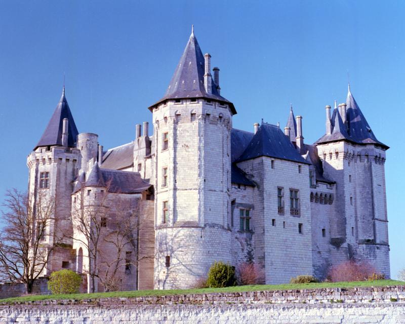 Saumur_Castle