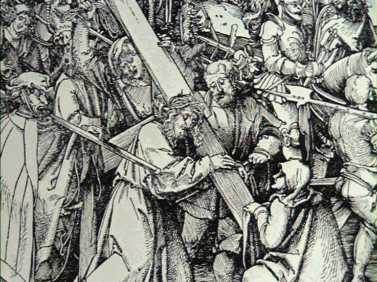 Schaufelein_Christ_bearing_the_cross_1480-1539_woodcut