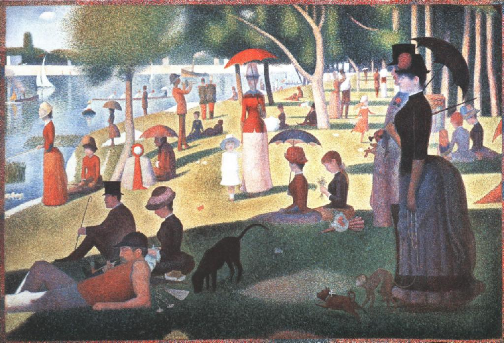 Seurat_A_Sunday_Afternoon_on_the_Island_of_La_Grande_Jatte_1884