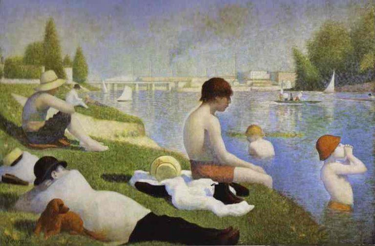 Seurat_Bathers_at_Asni�res_1883-84