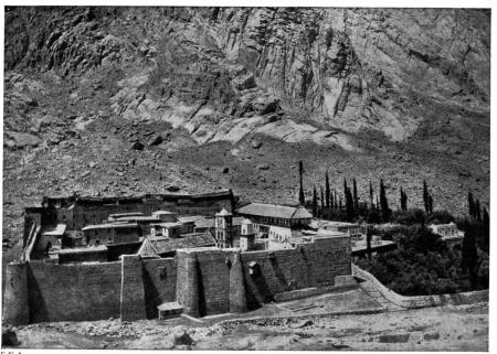 Sinai_St_Catherine_Monestry