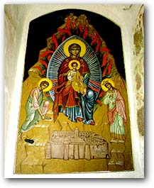 Sinai_St_Catherine_Monestry_Virgin_and_child_Moses_St_Catherine
