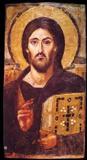 Sinai_St_Catherines_Icon_Christ