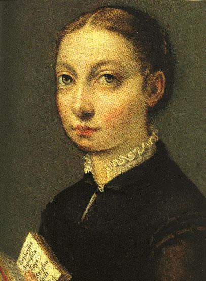 Sofonisba_Anguissola_self-portrait_1560s