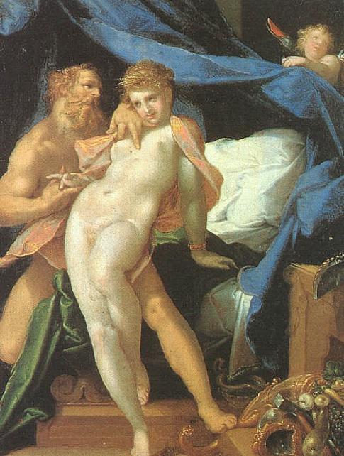 Spranger Venus and Mars