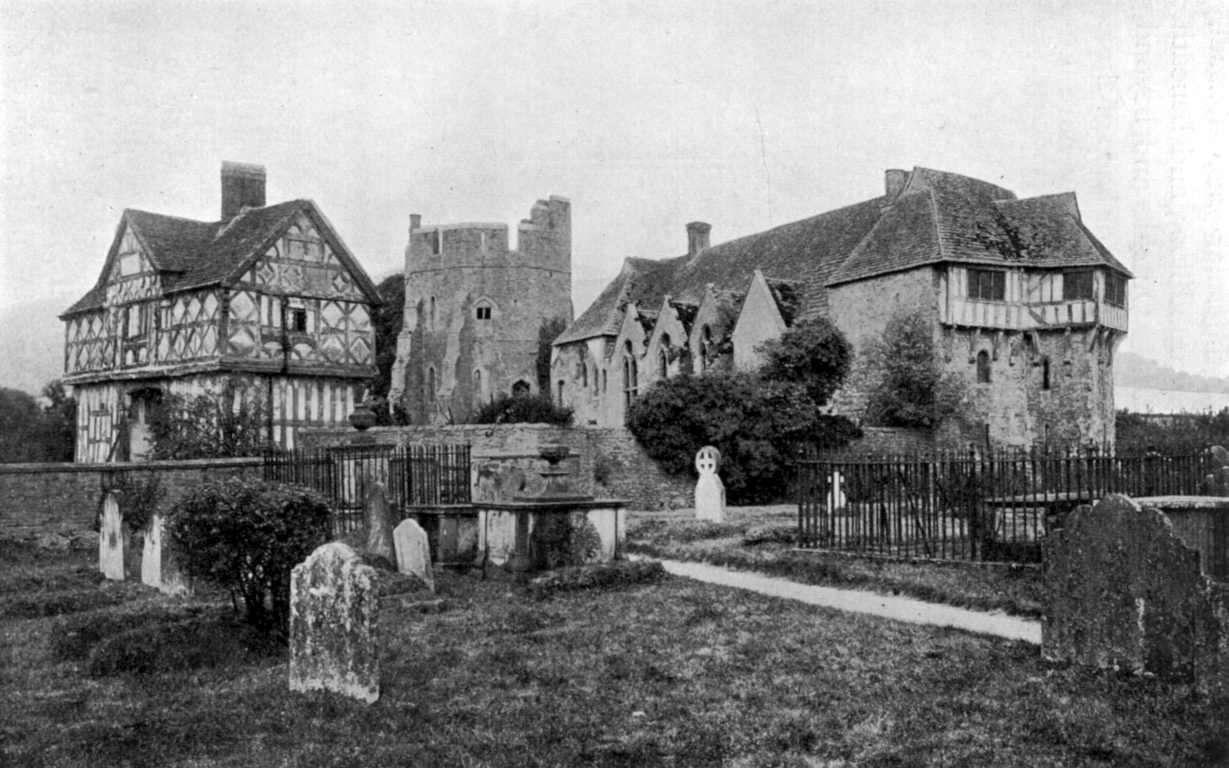 Stokesay_castle