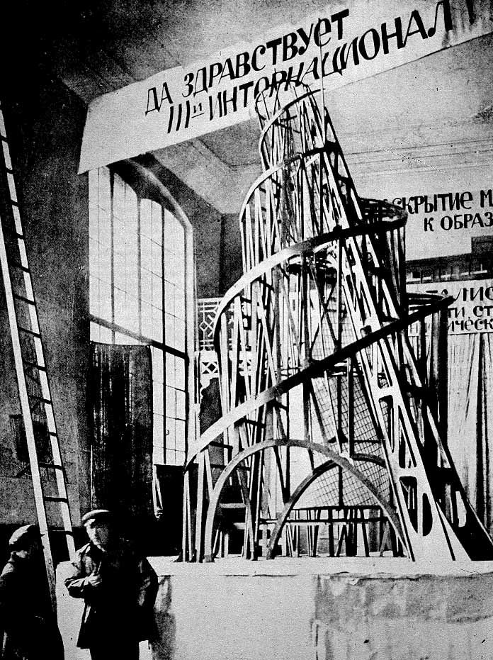 Tatlin_Monument_to_the_Third_International_1920