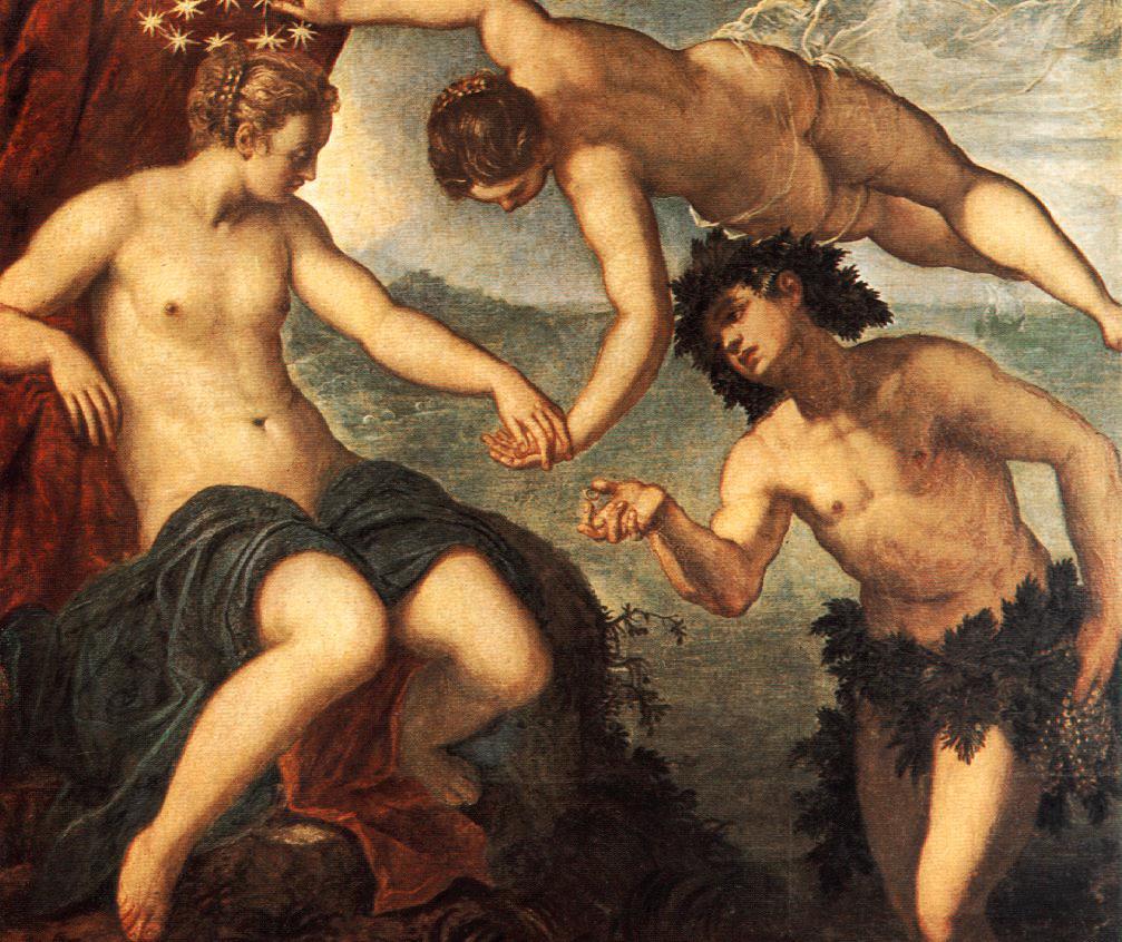 Tintoretto_Ariadne