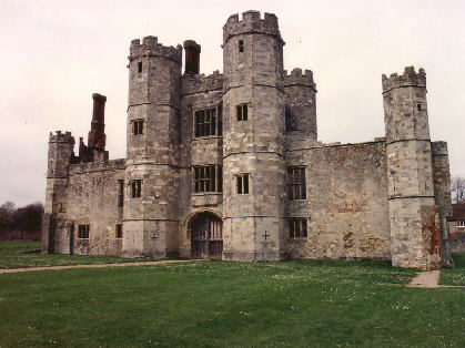 Titchfield Abbey Hampshire addition c1538