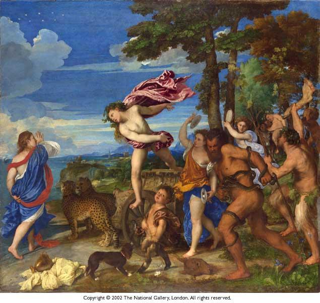 Titian_Bacchus_and_Ariadne_1525