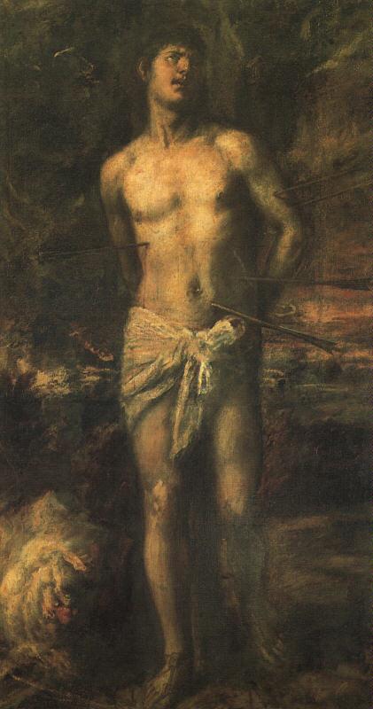 Titian_St_Sebastian_1570