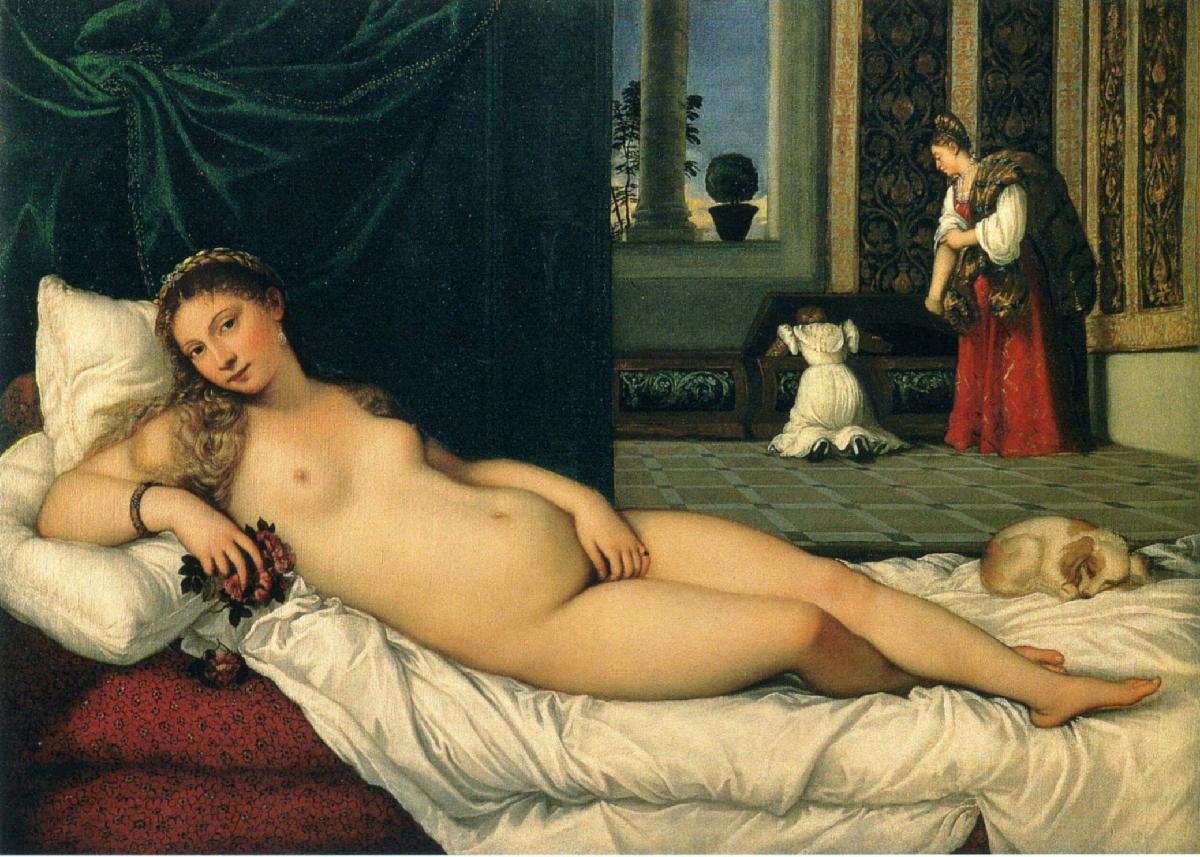 Renaissance women nude naked streaming