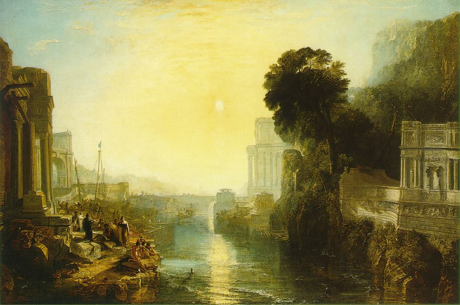 Turner_Dido_Building_Carthage_1815