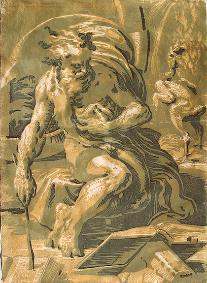 Ugo_da_Carpi_Diogenes_early_16thC