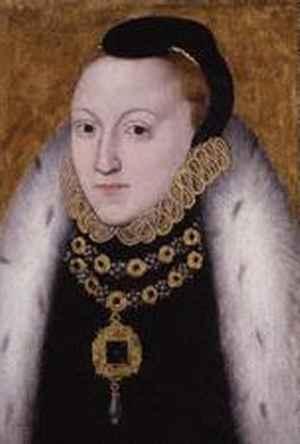 Unknown Elizabeth I c1560
