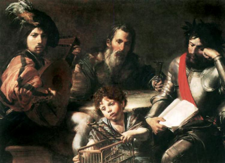 Valentin_Four_Ages_of_Man1626