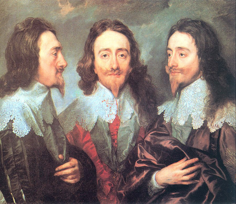 van_Dyck_Charles_I_in_Three_Positions_1635-6