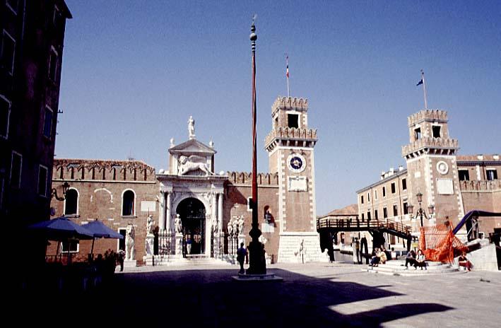 Venice_Arsenal_gateway