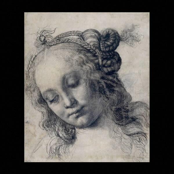 Verrocchio_Head_of_a_woman_1475