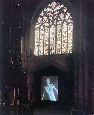Viola_The_Messenger_Durham_Cathedral_1996