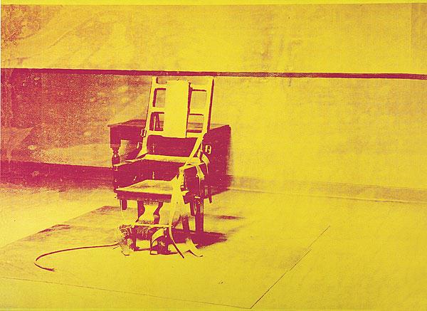 Warhol_Electric_Chair_1962