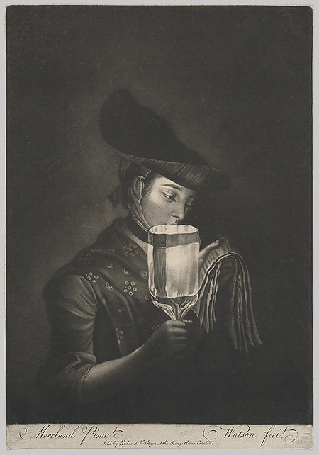Watson_A_Girl_Singing_Ballads_by_a_Paper_Lanthorn_1767-82_mezzotint