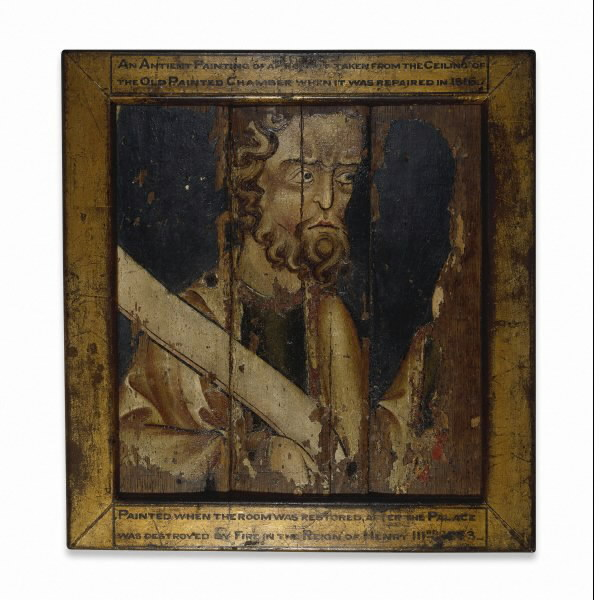 Westminster_Painted_Chamber_panel_1263-66