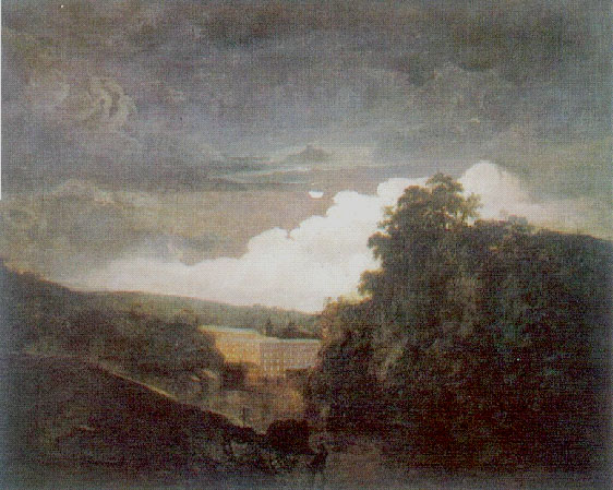 Wright_of_Derby_Joseph_Arkwrights_Mill_1783