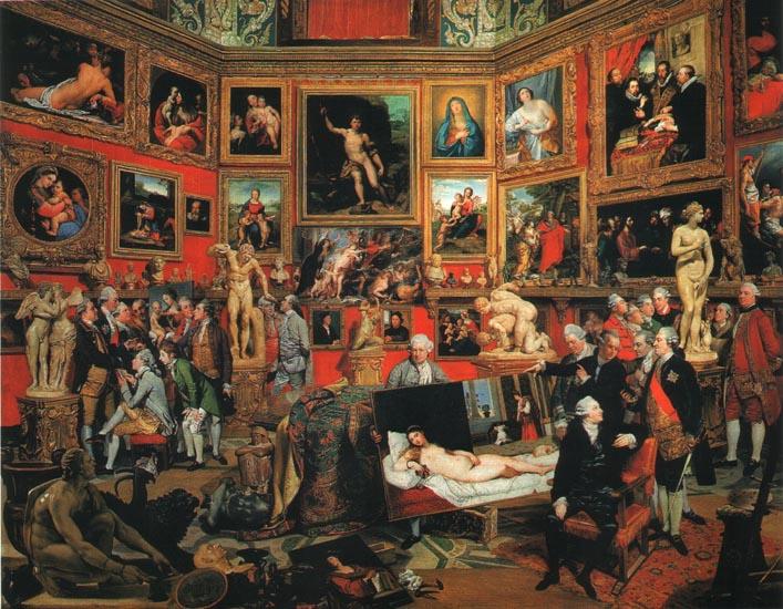 Zoffany_Tribuna_of_the_Uffizi_1772